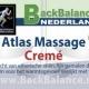Atlasmassagecrème - mild